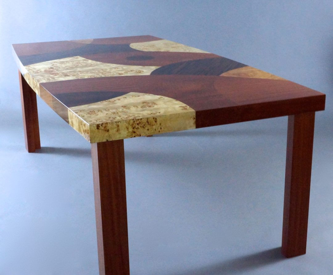 Patchwork Dining Table