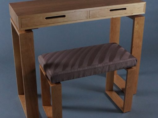 Entry Console & Bench