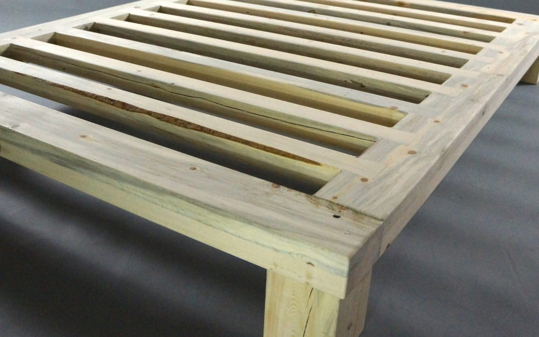 Knockdown Platform Bed