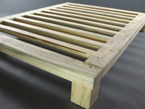 Knockdown Platform Bed