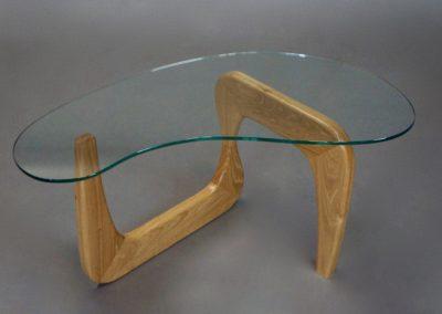 Breakdown Kidney Table