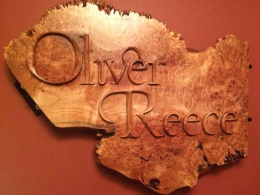 Oliver Sign