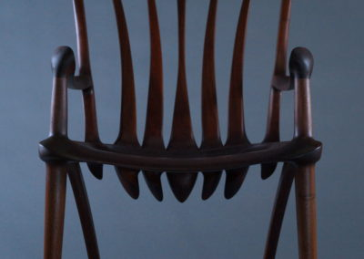 Whale Tale Occasional Chair