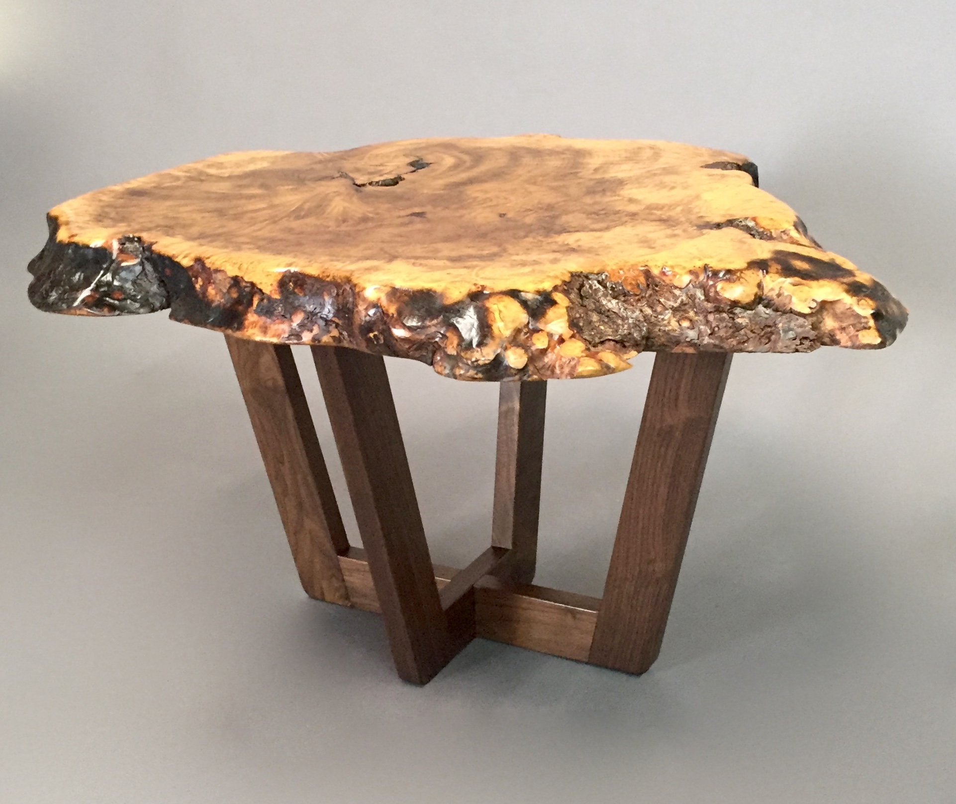 Great Elm Slab End Table